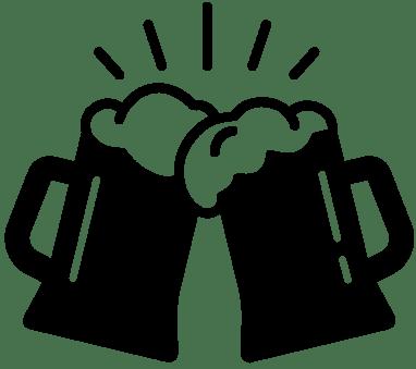 icone chopes de bière